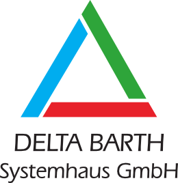 Logo of DELTA BARTH Systemhaus