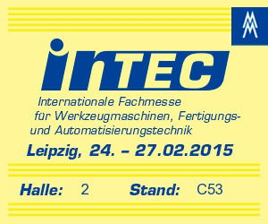 INTEC 2015, Halle 2, Stand C53