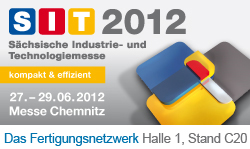 SIT 2012, Halle 1, Stand C20
