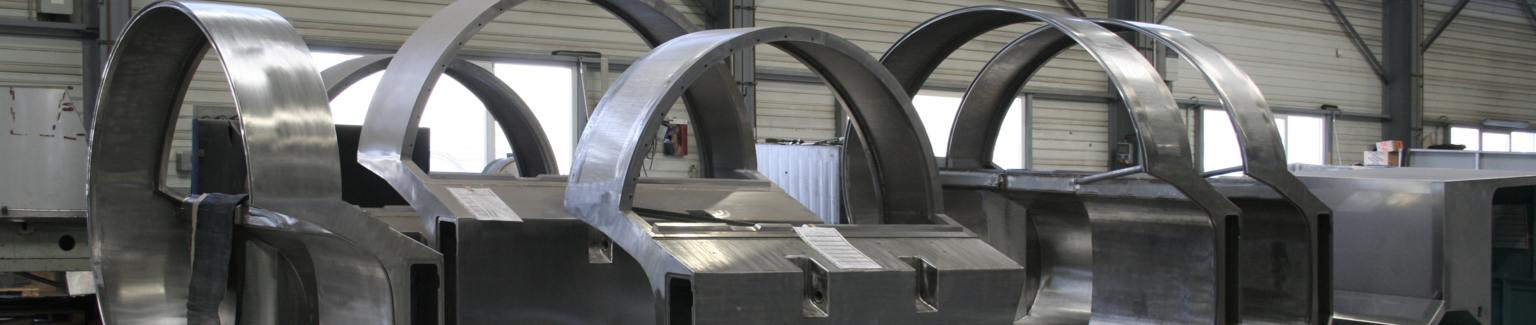 Welding Assemblies Made of Stainless Steel - AMS Technology GmbH