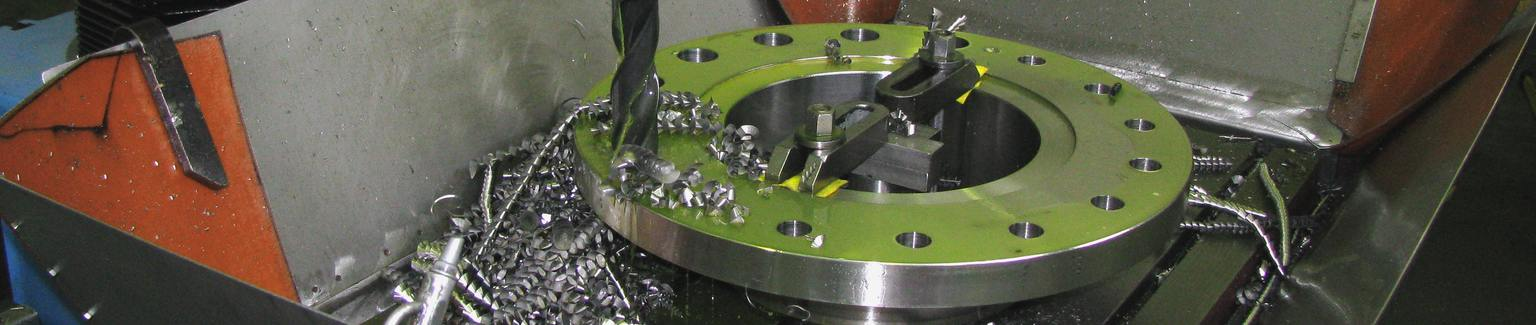 Machining: Turning, Milling, Drilling - AMS Technology GmbH